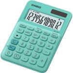 """CASIO Számológép, asztali, 12 számjegy, CASIO, """"MS 20 UC"""", zöld"""