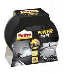 """HENKEL Ragasztószalag, 50 mm x 10 m, HENKEL """"Pattex Power Tape"""", fekete"""