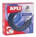 """APLI Ragasztószalag, 19 mm × 1 m, mágneses, APLI """"Magnetic"""""""