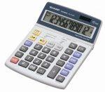 """SHARP Számológép, asztali, 12 számjegy, SHARP """"EL-2125C"""""""