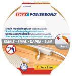 """TESA Szerelőszalag, keskeny, 19 mm x 5 m, TESA, """"Powerbond"""""""