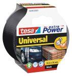 """TESA Ragasztószalag, 50 mm x 10 m, TESA """"extra Power"""", fekete"""