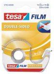 "TESA Ragasztószalag, kétoldalas, adagolón, 12 mm x 7,5 m, TESA ""Tesafilm"""