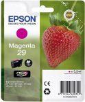 EPSON C13T29834010 Tintapatron XP235/332 nyomtatókhoz, EPSON, magenta, 3,2ml