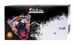 VICTORIA CRG-712 Lézertoner i-SENSYS LBP 3010, 3100 nyomtatókhoz, VICTORIA, fekete, 1,5k