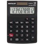 Számológép asztali 12 számjegy nagy, döntött kijelző ANTILOP A-2618