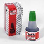 Bélyegzőfesték 30 ml MF0737-30  zöld
