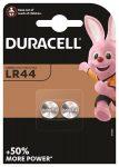 DURACELL Gombelem, LR44, 2 db, DURACELL
