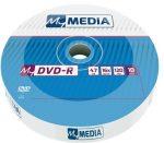 MYMEDIA DVD-R lemez, 4,7 GB, 16x, 10 db, zsugor csomagolás, MYMEDIA