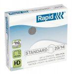 """RAPID Tűzőkapocs, 23/14, horganyzott, RAPID """"Standard"""""""