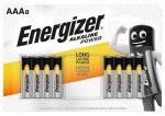 "ENERGIZER Elem, AAA mikro, 8 db, ENERGIZER ""Alkaline Power"""