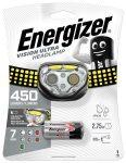 """ENERGIZER Fejlámpa, 4 LED, 3xAAA, ENERGIZER """"Vision Ultra"""""""