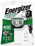 """ENERGIZER Fejlámpa, 4 LED, beépített akku, ENERGIZER """"Vision Ultra"""""""