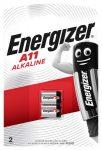 ENERGIZER Speciális elem, V11A/E11A, 2db, ENERGIZER