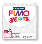 "FIMO Gyurma, 42 g, égethető, FIMO ""Kids"", fehér"