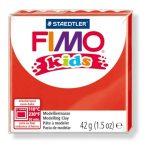 "FIMO Gyurma, 42 g, égethető, FIMO ""Kids"", piros"