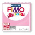 """FIMO Gyurma, 42 g, égethető, FIMO """"Kids"""", rózsaszín"""