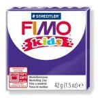 """FIMO Gyurma, 42 g, égethető, FIMO """"Kids"""", lila"""