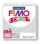 "FIMO Gyurma, 42 g, égethető, FIMO ""Kids"", világosszürke"