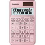 """CASIO Zsebszámológép, 10 számjegy, CASIO """"SL 1000"""", világos rózsaszín"""