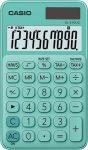 """CASIO Zsebszámológép, 10 számjegy, CASIO """"SL 310"""", zöld"""