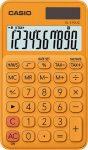 """CASIO Zsebszámológép, 10 számjegy, CASIO """"SL 310"""", narancs"""