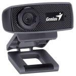 "GENIUS Webkamera, beépített mikrofonnal, USB, GENIUS, ""FaceCam 1000X"""