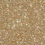 . Glitterkarton, A4, 220 g, arany