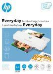 """HP Meleglamináló fólia, 80 mikron, A4, fényes, 25 db, HP """"Everyday"""""""