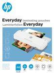 """HP Meleglamináló fólia, 80 mikron, A6, fényes, 25 db, HP """"Everyday"""""""