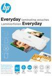 """HP Meleglamináló fólia, 80 mikron, 60x95 mm, fényes, 100 db, HP """"Everyday"""""""