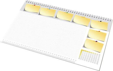 PANTA PLAST Könyökalátét, 470x330 mm, PANTA PLAST, jegyzettömbös