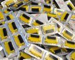 . Festékhenger árazógéphez, két/három soros, NM/PL