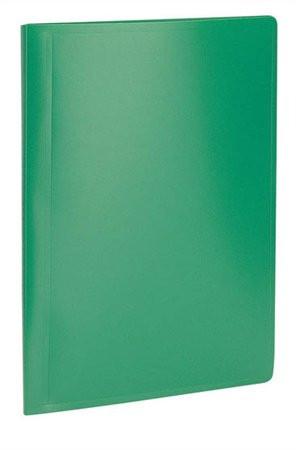 """VIQUEL Bemutatómappa, 20 zsebes, A4, VIQUEL """"Standard"""", zöld"""