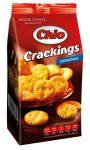 """CHIO Kréker, 100 g, CHIO """"Crackings"""", sós"""