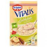 "DR OETKER Zabkása, 55 g, DR. OETKER, ""Vitalis"", banános"