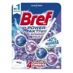 """BREF WC illatosító golyók, 50 g, BREF """"Power Aktiv"""", levendula"""