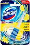 "DOMESTOS WC frissítő rúd, illatgéllel, 40 g, DOMESTOS ""3 in 1"", citrus"