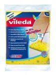 VILEDA Felmosókendő, 30 % mikroszállal, XXL méret,VILEDA, sárga színű
