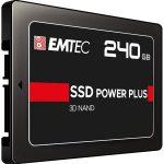 """EMTEC SSD (belső memória), 240GB, SATA 3, 500/520 MB/s, EMTEC """"X150"""""""