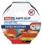 """TESA Csúszásgátló szalag, 25 mm x 5 m, TESA """"Anti-slip"""", fekete"""