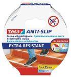 """TESA Csúszásgátló szalag, 25 mm x 5 m, TESA """"Anti-slip"""", átlátszó"""