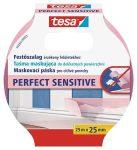 """TESA Festő- és mázolószalag, érzékeny felületekhez, 25 mm x 25 m, TESA """"Perfect Sensitive"""""""