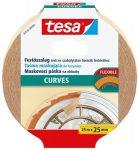 """TESA Festő- és mázolószalag, ívekhez, 25 mm x 25 m, TESA """"Perfect Curves"""""""
