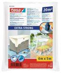 """TESA Takarófólia, lépésálló, extra erős, 5 m x 4 m, TESA """"Extra Strong"""""""
