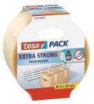 """TESA Csomagolószalag, 50 mm x 66 m, TESA """"Extra Strong"""", átlátszó"""