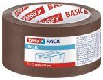 "TESA Csomagolószalag, 50 mm x 66 m, TESA ""Basic"", barna"