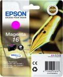 EPSON T16234010 Tintapatron Workforce WF2540WF nyomtatóhoz, EPSON, magenta, 3,1ml