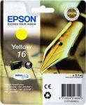 EPSON T16244010 Tintapatron Workforce WF2540WF nyomtatóhoz, EPSON, sárga, 3,1ml