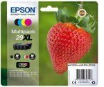 EPSON T29964012 Tintapatron multipack XP245 nyomtatóhoz, EPSON, b+c+m+y, 30,5ml